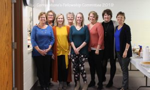 Cornerstone's Fellowship Committee